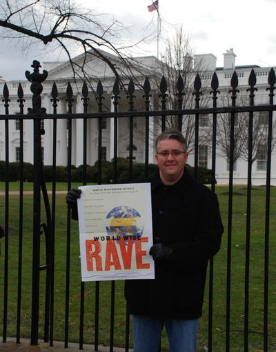 World Wide Rave White House copy