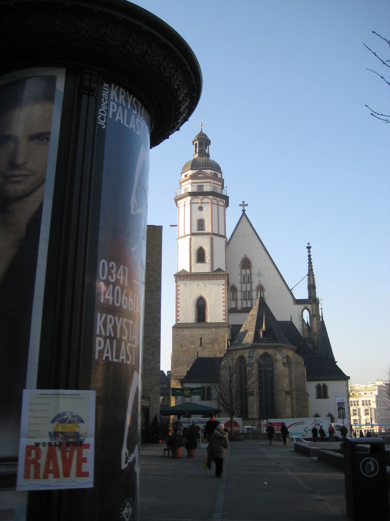 WorldwideRave Leipzig  ThomasChurch