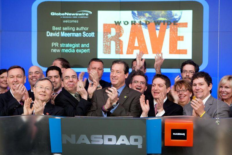 NASDAQ open