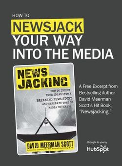 Newsjacking excerpt cover image