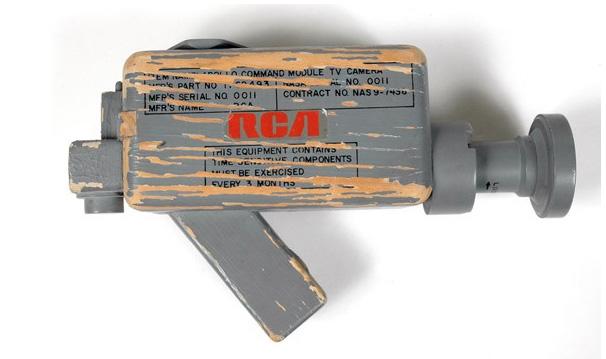 RCA camera prototype