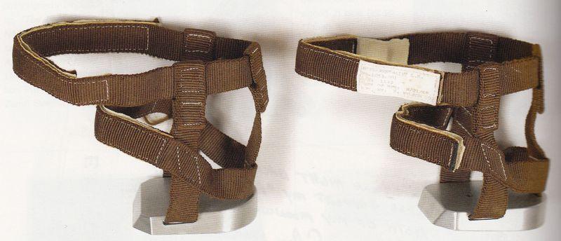 A 14 heel restraints