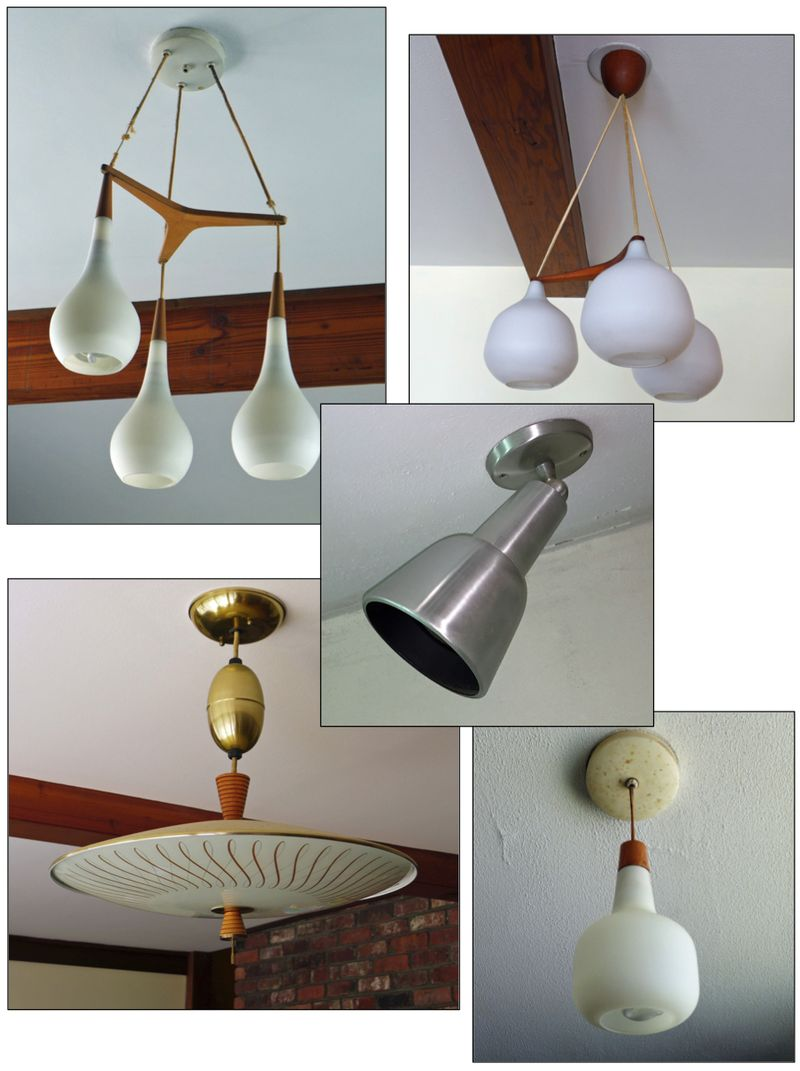 All vintage lights