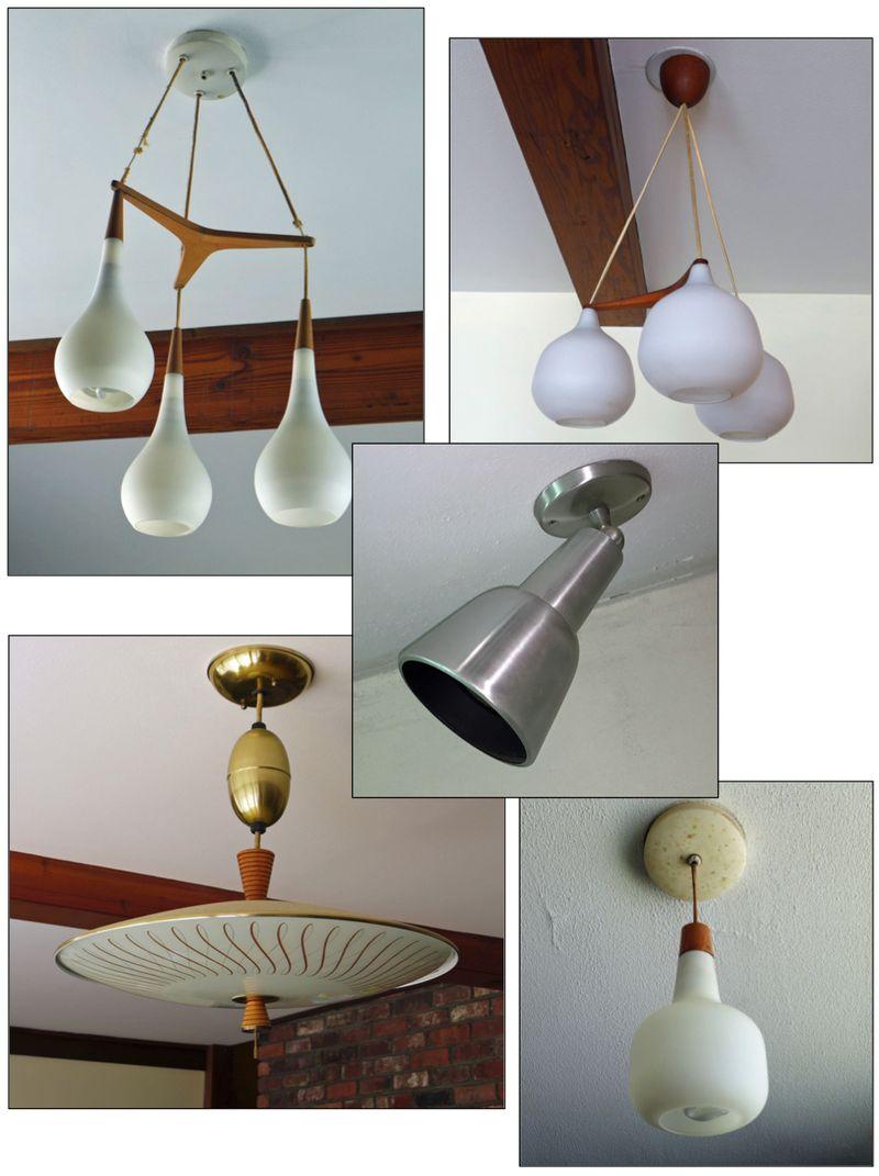 All vintage lights